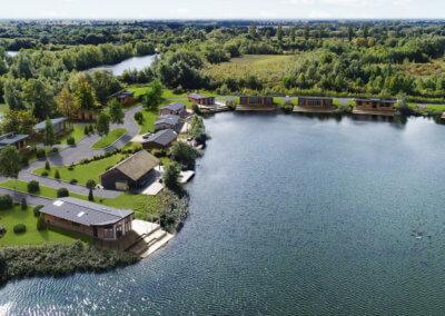 Langtoft Lakes_Lake