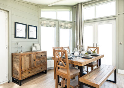 Langtoft Lakes Lodges Glass House